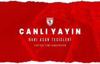 Yılport Samsunspor Başkanı Yüksel Yıldırım basın toplantı - canlı yayın