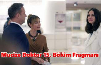Mucize Doktor 15. Bölüm Fragmanı, Ferman ve Ela restleşiyor!