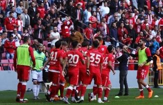 Samsunspor Hacettepe maçı özeti ve golleri