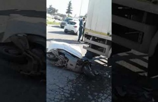 Örnek Sanayide kaza: 1 ölü