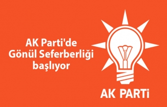 AK Parti'den 'Gönüllüyüz' mesajlı video