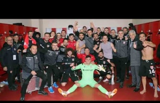Samsunspor - Gümüşhanespor 3-0 maç özeti