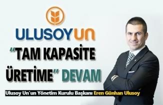 IAOM Avrasya Başkanı Ulusoy: Türkiye Un Sanayisi Talepleri Karşılıyor